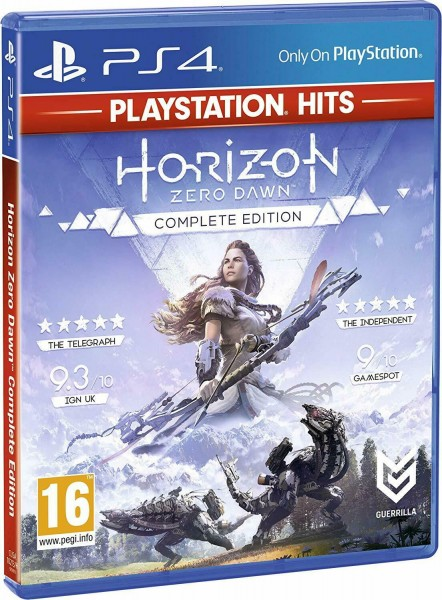 Horizon Zero Dawn - Complete Edition PS4 EU Version