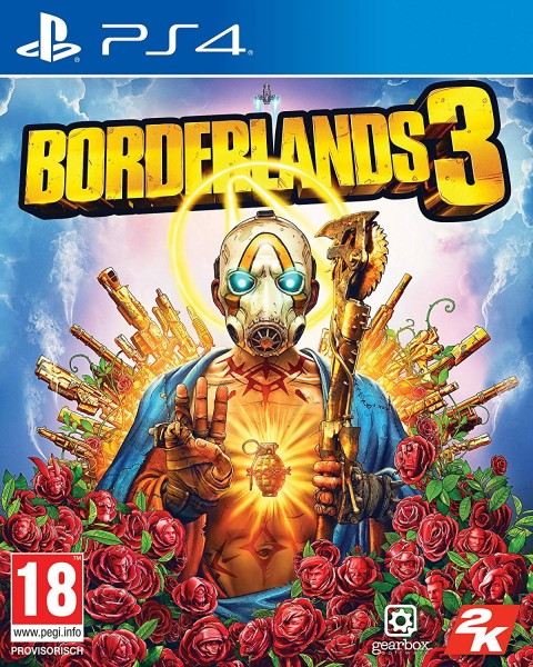 Borderlands 3 Bonus DLC Uncut Edition PS4 EU Version
