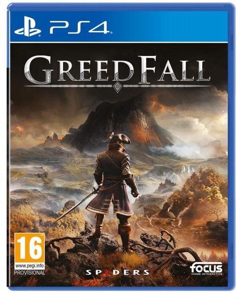 Greedfall PS4 EU Version
