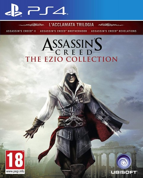 Assassin's Creed Ezio Collection PS4 EU Version