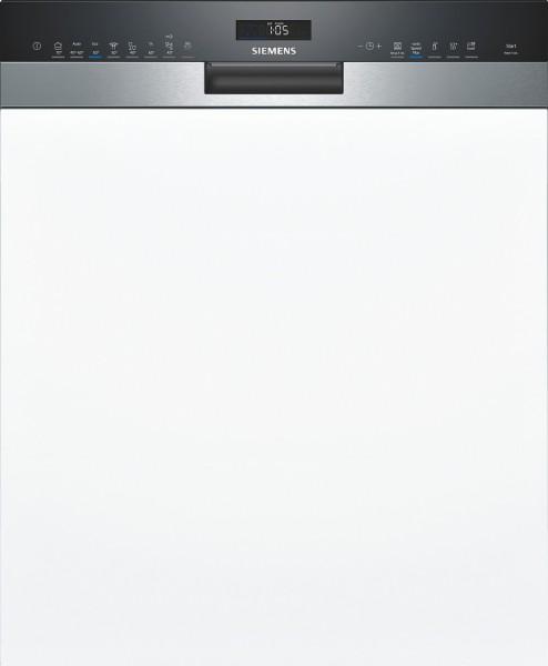 Siemens SN558S00IE (edelstahl) Integrierbar - Edelstahl speedMatic Geschirrspüler 60 cm