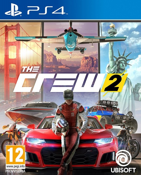 The Crew 2 PS4 Spiel *NEU OVP* Playstation 4