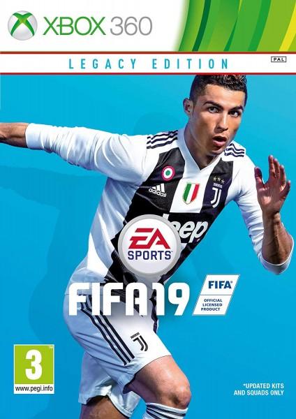 Fifa 19 Legacy Edition Xbox360 Spiel