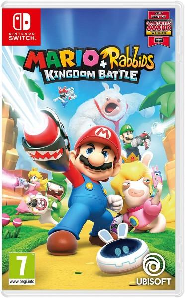Mario & Rabbids Kingdom Battle Nintendo Switch Spiel *NEU OVP*