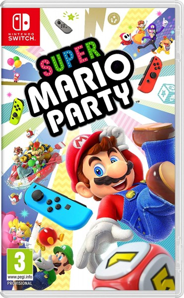 Super Mario Party Nintendo Switch Spiel