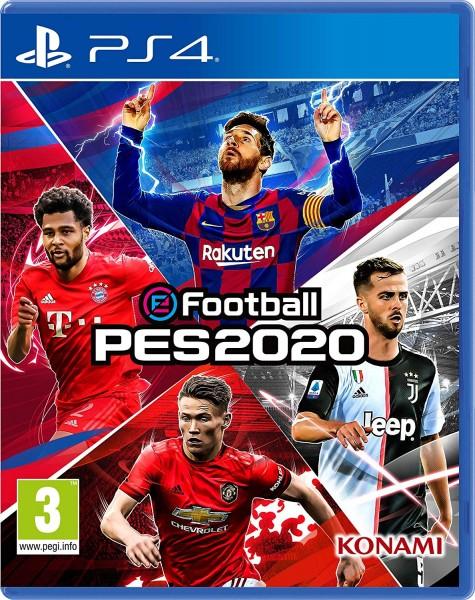 eFootball PES 2020 PS4 EU Version