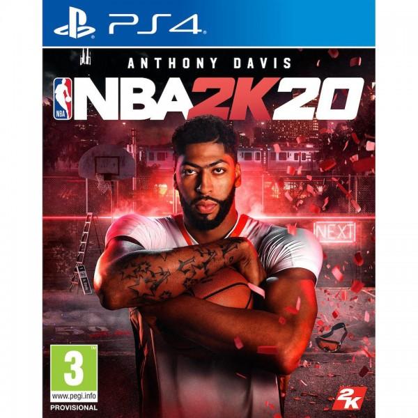 NBA 2K20 PS4 EU Version