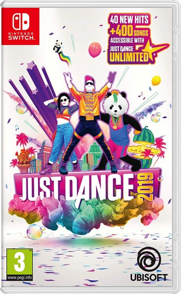 Just Dance 2019 Nintendo Switch Spiel